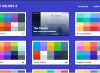 انتخاب رنگ بندی مناسب برای طراحی وب